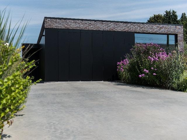 houtskeletbouw houtskelet nieuwbouw huis woning Levenslang wonen ARKANA in Sint-Amands