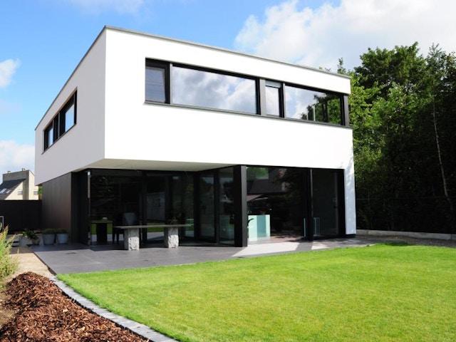 huis beton woning betonbouw