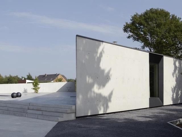 beton huis betonbouw