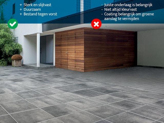 Keuzewijzer betontegel NL