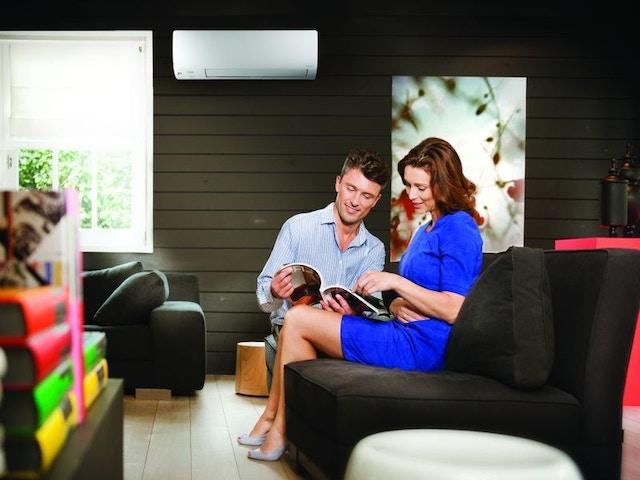 lucht-luchtwarmtepomp airco warmtepomp