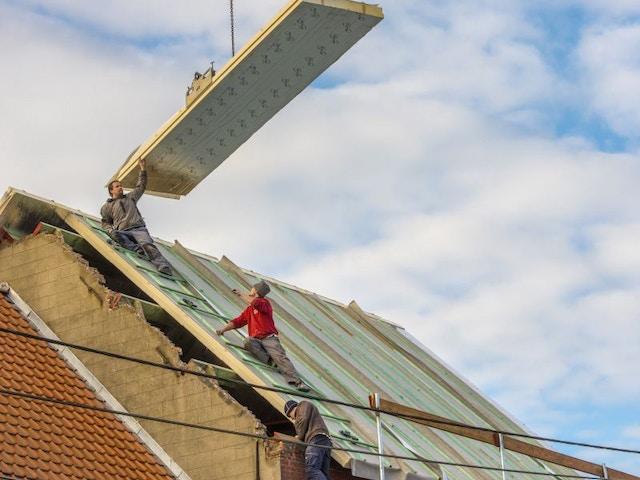 Éléments de toit d'isolation de toit