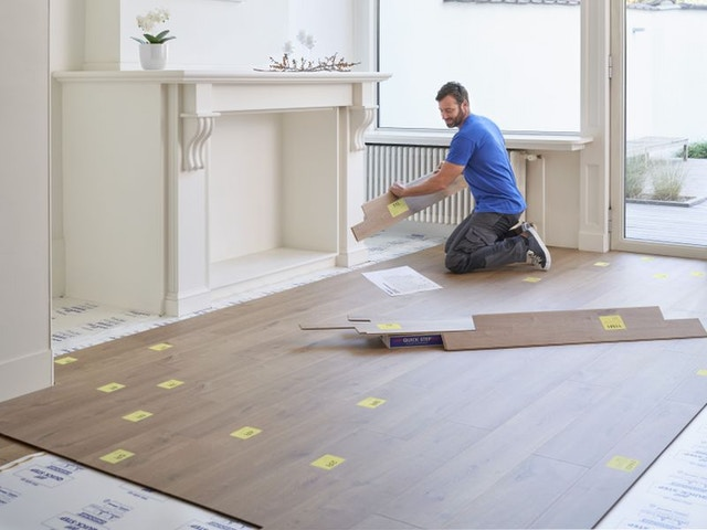 ReadyFit vloeren op maat laminaat