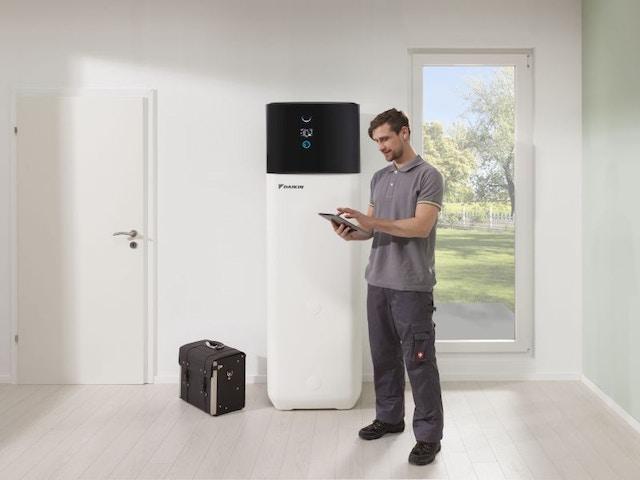 installateur de pompes à chaleur