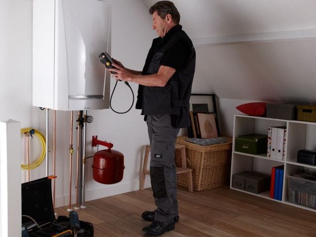verwarming gasketel condensatieketel gascondensatieketel installateur controle cv-ketel