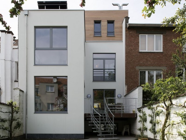 huis renovatie rijwoning VerbouwingBertVerelst12