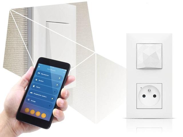 Valena next with netatmo schakelmateriaal schakelaars domotica smarthome