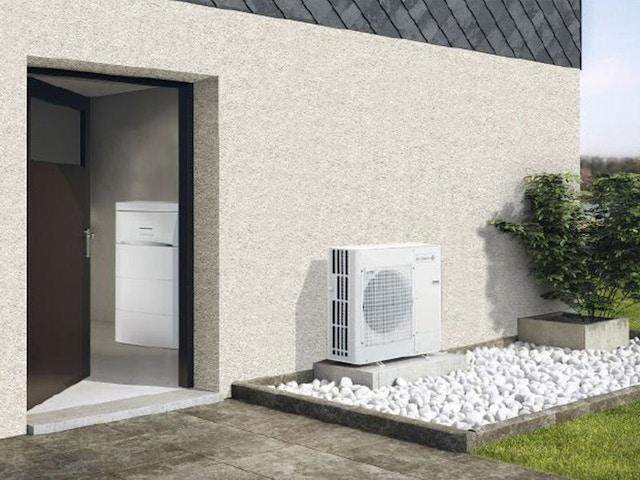Pompe à chaleur air-air pompe à chaleur air-eau Alezio S