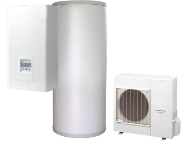 Loria V3 Combi pompe à chaleur air-eau