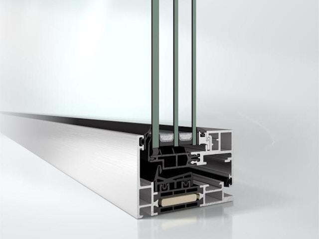 buitenschrijnwerk glas beglazing schuco2