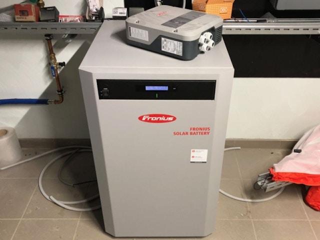 Batterie Fronius