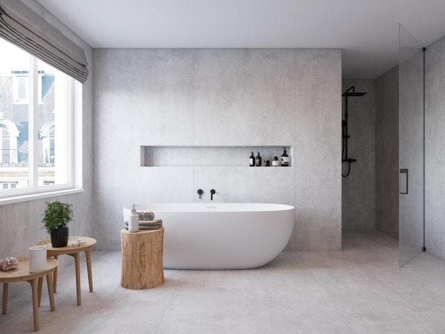 vloer vloeren wandtegels tegels bis 2019 impermo badkamer
