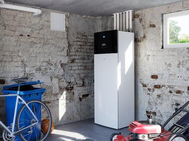 Pompe à chaleur air / eau haute température Altherma 3 H Daikin