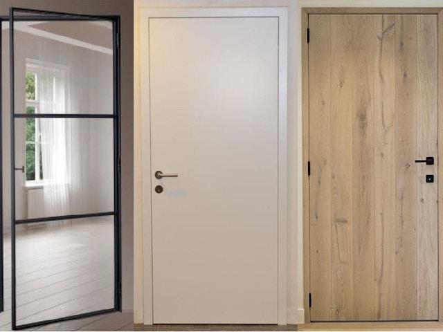 deur binnendeur binnendeuren