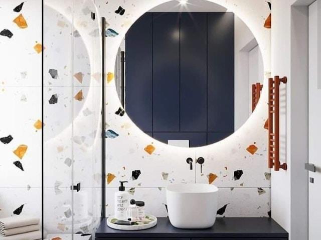 tegels wandtegels wand muur  badkamer