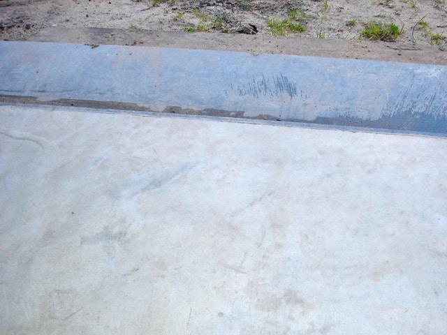vloer bevloering gepolierde beton
