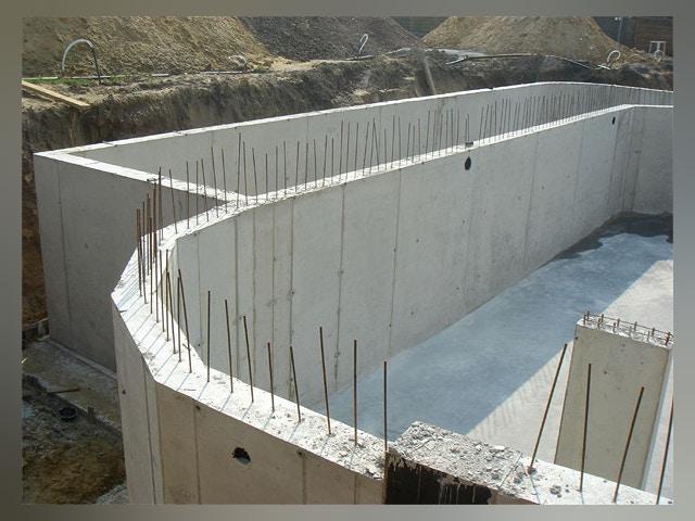 beton keldermuur