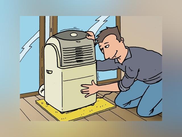 6603 airco installeren
