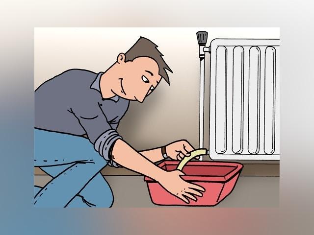 6689 radiator vervangen
