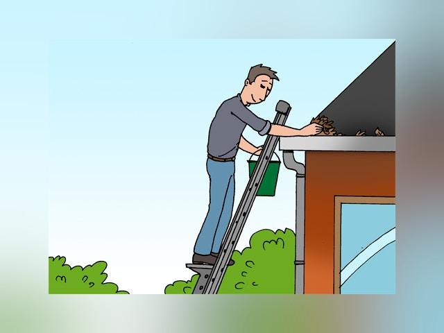 Ladder veilig gebruiken 7499