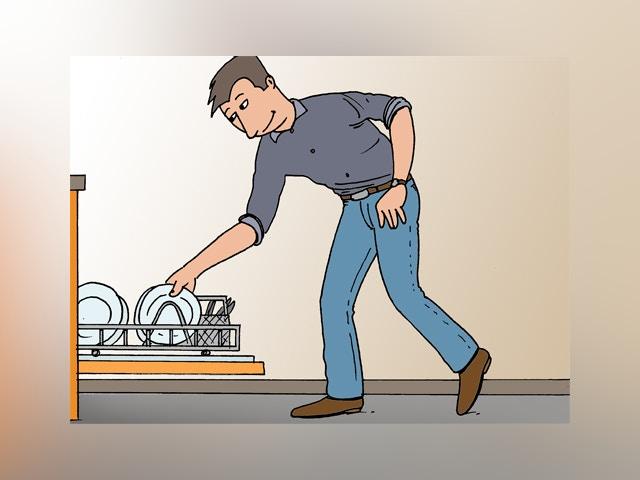 Vaatwasmachine installeren 7495