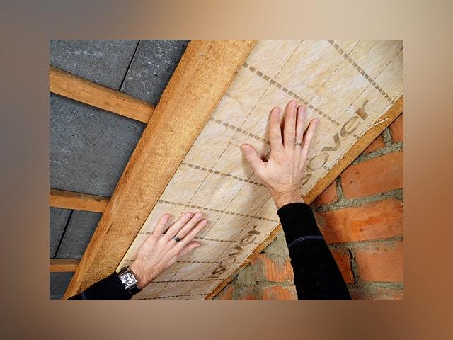 d'isolation de toiture laine de verre abri d'isolation