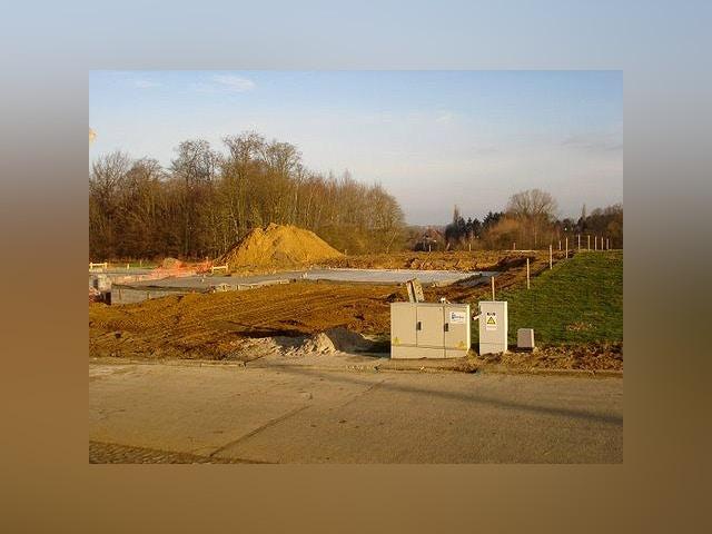 bouwgrond houtskeletbouw