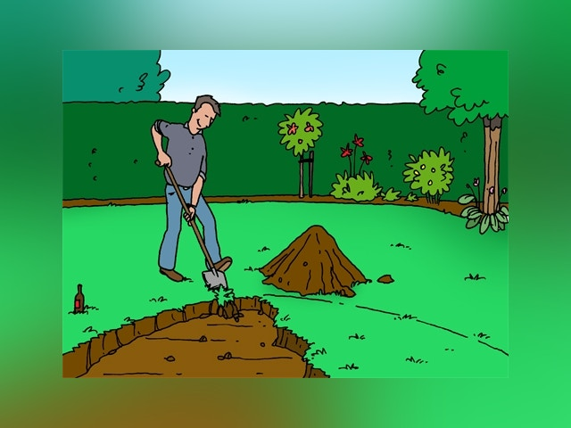 8421 autour de la construction de terrasses