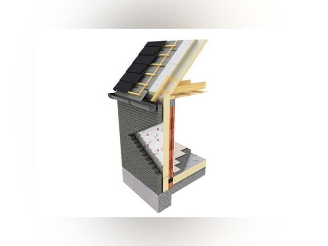 recticel massief passief isolatie spouw opbouw muur dak