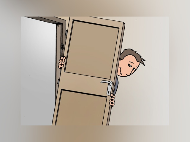 9090 binnendeur verven