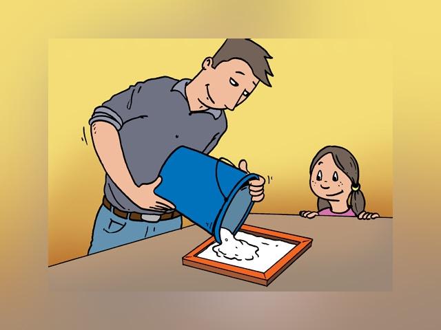 9444 Gipsafdruk maken van handen of voeten