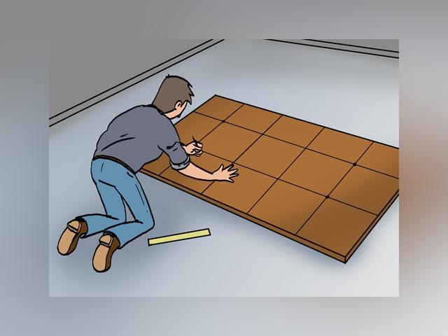 10723 tafel maken met kant-en-klare tafelpoten