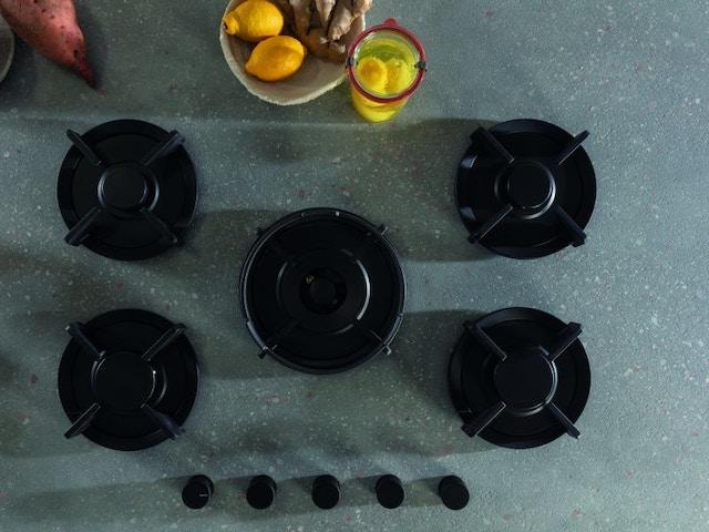 Gas pro elbrus wokpit gaspit gasvuur koken