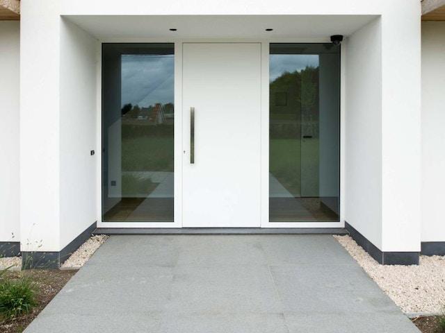 aluminium voordeur allura