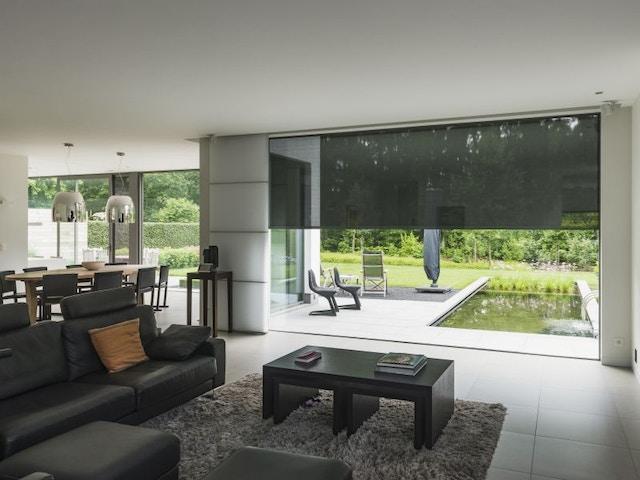 screens zonwering raam renson sunprotection