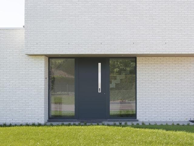 voordeur buitenschrijnwerk deur