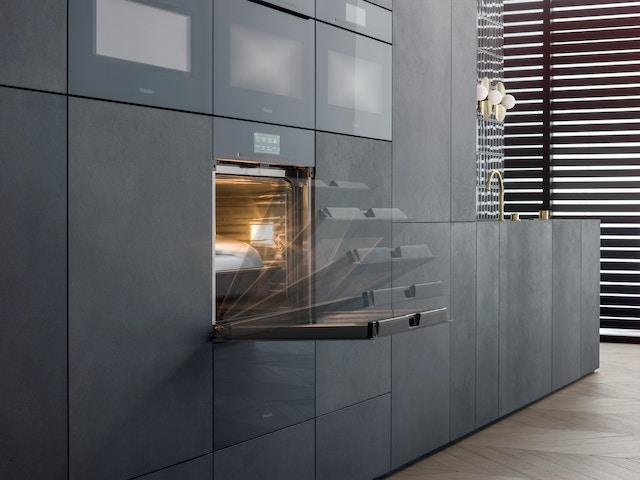 keuken greeploze toestellen ovens