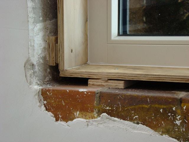 omkasting luchtdicht ramen buitenschrijnwerk
