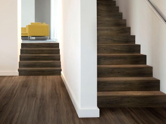 escalier en liège