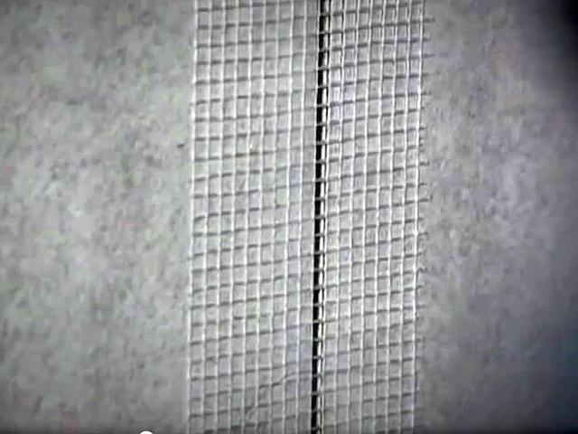 gipswand gipskarton gipsplaat gyproc Zelfklevende voegband