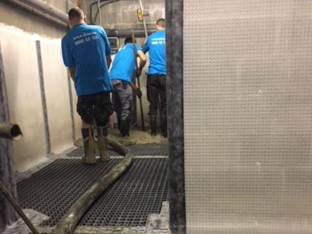 sous-sol humidité problème d'humidité membrane