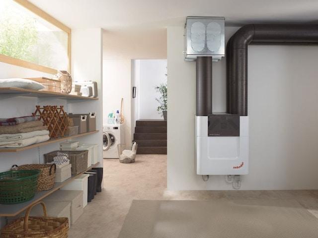 ventilatie ventilatiesysteem ComfoAirQ