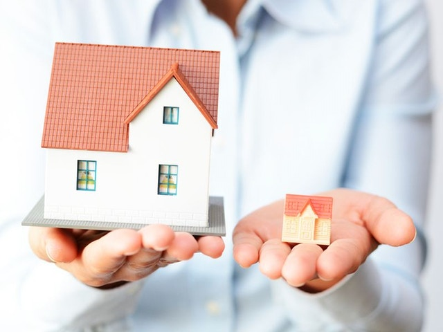 Klein groot huis budget