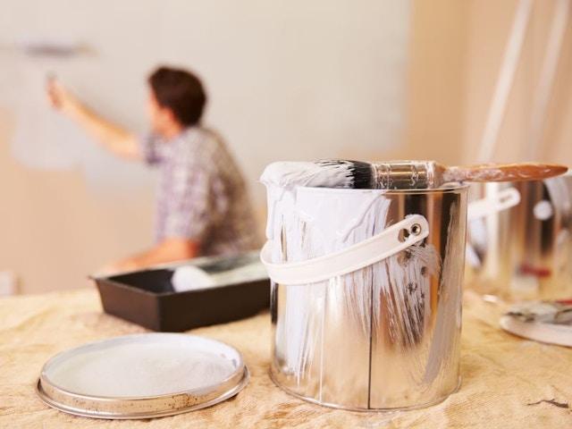 verven thuis schilderen
