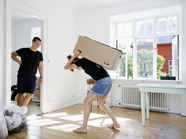 verhuizen verhuis