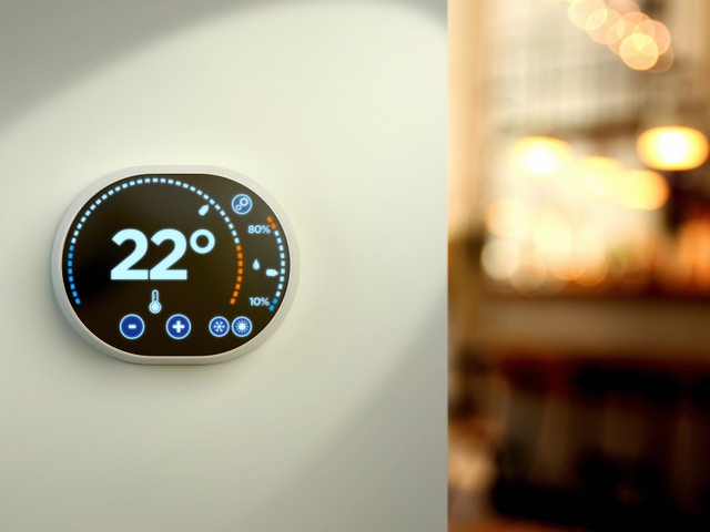 smarthome slimme thermostaat
