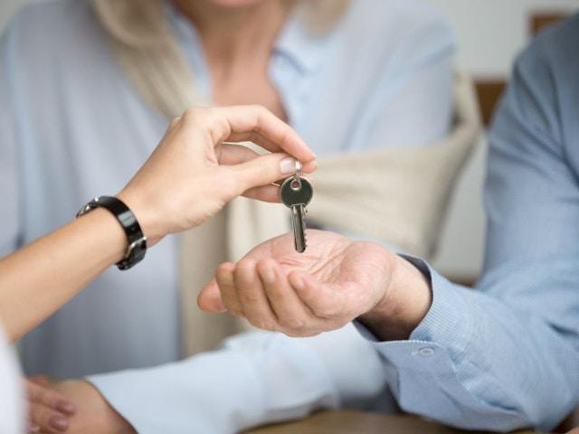 sleutel huis kopen