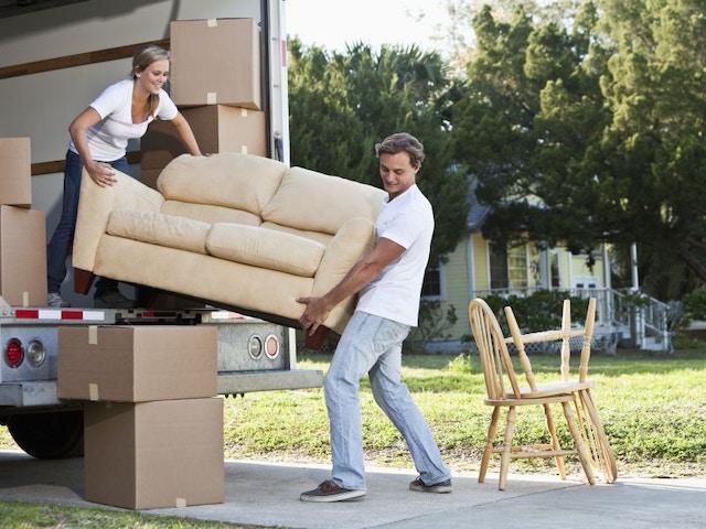 verhuizen verhuisdozen verhuiswagen