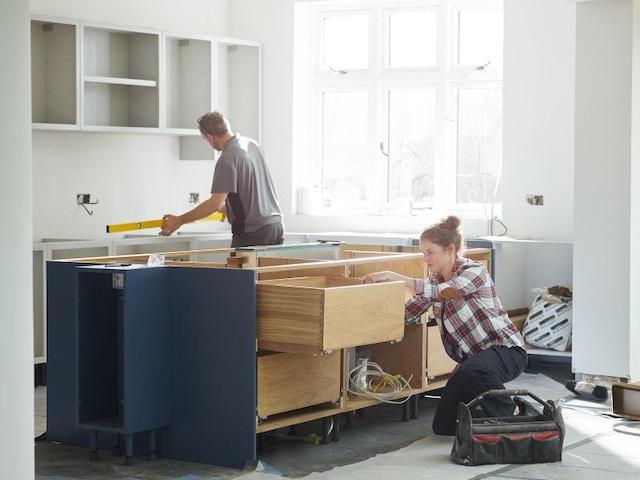 keuken renoveren renovatie