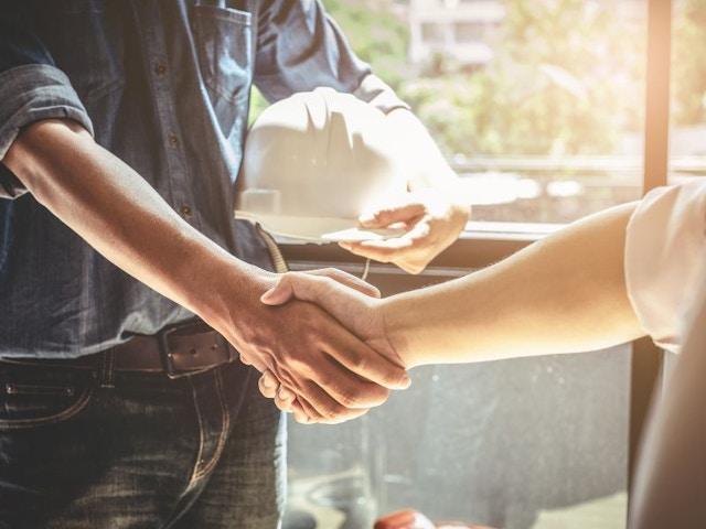 Aannemer bouwen verbouwen contract